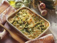 Creamy Vegetable Noodle Casserole recipe