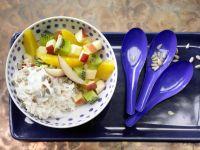 Creamy Yogurt Rice Pudding recipe