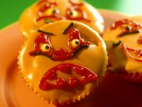 Creepy Halloween Muffins recipe
