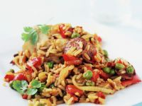 Creole Chicken and Rice recipe
