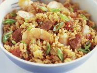 Creole Shrimp and Rice recipe