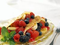 Crepes with Berry Filling recipe