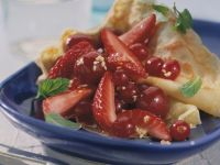 Crêpes with Summer Fruit recipe