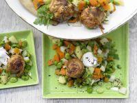 Crisp Chicken Rolls recipe