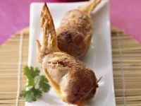 Crispy Asian Chicken Pieces recipe