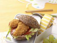 Crispy Chicken Roll recipe