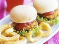 Crispy Chicken Sliders recipe
