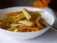 Crispy Golden Root Veg recipe
