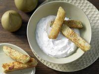 Crispy Kohlrabi Sticks recipe