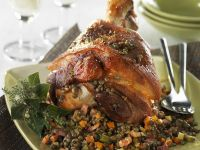 Pork Braise with Pulses recipe