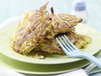 Crispy Potato Rosti recipe
