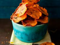 Crispy Potato Slices recipe