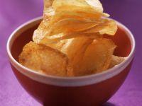 Crispy Sweet Potato Chips recipe