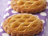 Criss-cross Fruit Tartlets recipe