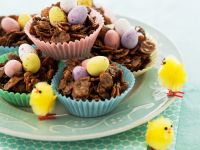 Crunchy Easter Cakes recipe