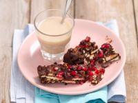 Crunchy Jewelled Treats recipe