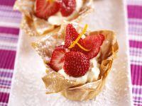 Crunchy Pastry Desserts recipe