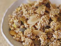 Crunchy Seed and Nut Cereal recipe
