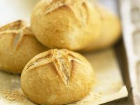 Crusty Baps recipe