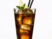 Cuba Libre with Mint recipe