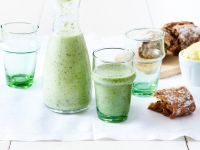 Cucumber and Spinach Smoothie recipe