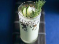 Cucumber and Wasabi Drink recipe