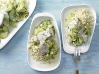 Cucumber Fish Ragout recipe