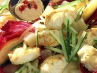 Cucumber Fish Salad recipe