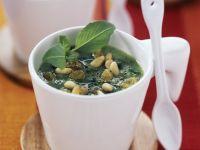 Cucumber Gaspacho Cups recipe