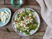 Cucumber-Radish Salad with Feta recipe