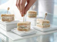Cucumber Sandwiches recipe