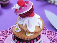 Cupcake Tower recipe
