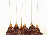 Cupcakes with Chocolate and Caramel recipe