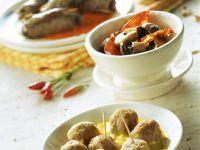 Cured Pork and Mushroom Tapas recipe