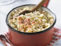 Cured Pork and Rice Stew recipe