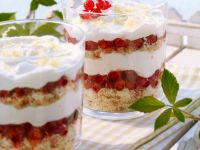 Currant and Cream Parfait