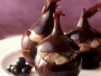 Currant Stuffed Red Onions recipe