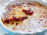 Currant Tart recipe