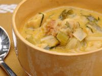 Curried Chicken and Cabbage Soup recipe