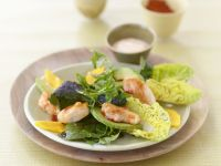 Curried Chicken Salad with Mango and Avocado recipe