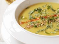 Curried Parsnip Soup recipe