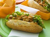 Curry Chicken Sandwich