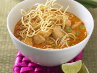 Curry Soup with Chicken recipe