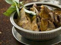 Curry with Beef and Kaffir Lime recipe