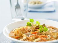 Curry with Fish and Vegetables recipe