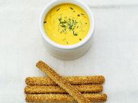 Curry Yogurt Dip recipe