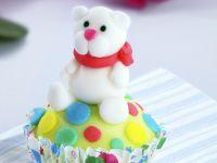 Cute Bear Cupcakes