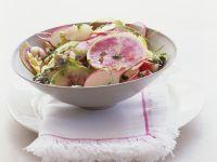 Daikon and Radish Salad recipe