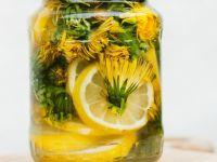 Dandelion Syrup recipe