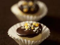 Dark and White Chocolate Apricot Confection recipe
